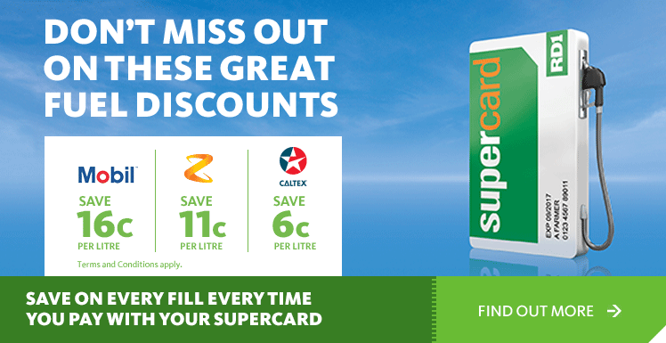 Store carousel supercard fuel
