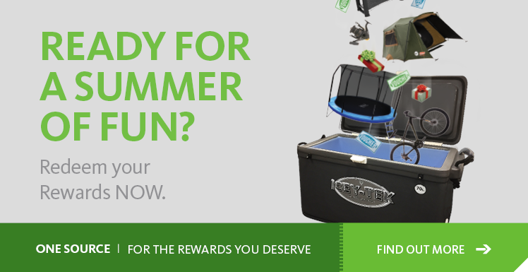 Rewards summer fun