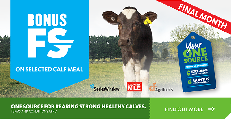 Bonus fs  calf meal carousel oct