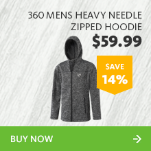 252908 360 mens heavy needle zipped hoodie